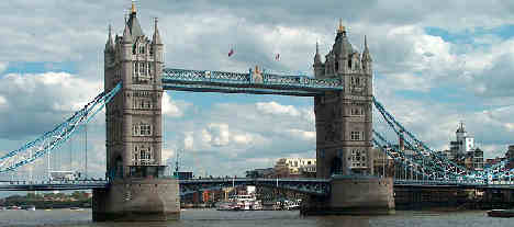 Reisebericht London Tower Bridge